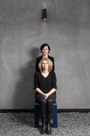 Marjolein Kap and Mijntje van den Berk