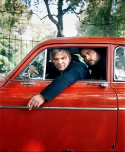 Frank en Stephan Evenblij
