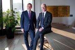 Daniel de Swaan and Guido Verheijden